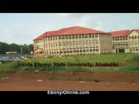 Abakaliki niger City Study Health Science Ebonyi