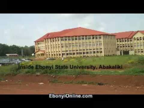 Abakaliki niger City Study Health Science Ebonyi