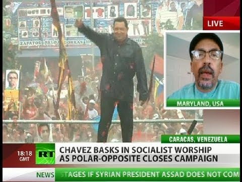 Hugo the Great? 'Chavez is punishment for the rich & a hope for the poor'