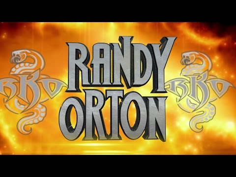 Randy Orton Entrance Video