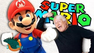 Mario Nintendo SH Figuarts Review
