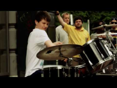 Best street drummer of Norway! Best drummer of his age? (Baard Kolstad @ Musikkfest Oslo 2010) Music Videos