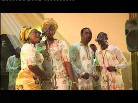 In His Presence (Ni Iwaju Re)- Live Performance- Bisi Alawiye Aluko
