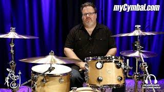 "Zildjian 20"" K Ride Cymbal - 2429g - Played by Ed Toth (K0817-1052416DD)"
