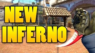 NEW INFERNO COMPETITIVE - CS GO LEM - ROAD2SUPREME