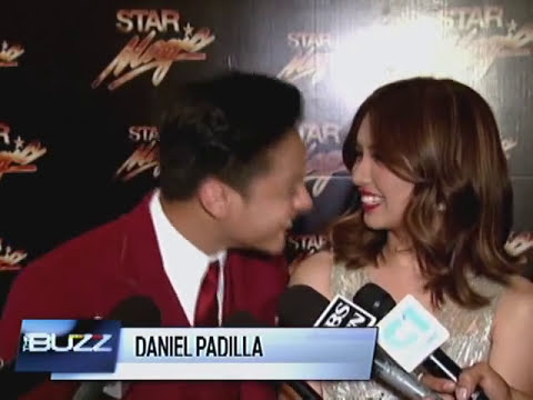 Star Magic Ball attended by famous celebrity couples