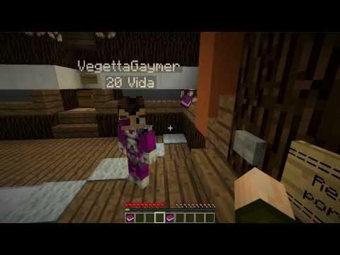 ZOMBIES Y MÁS ZOMBIES!! - TINOZOMBIS 2 c/ Vegetta | MINECRAFT