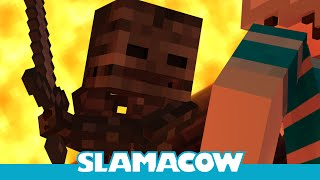 Wither Skeleton Encounter - Minecraft Animation - Slamacow