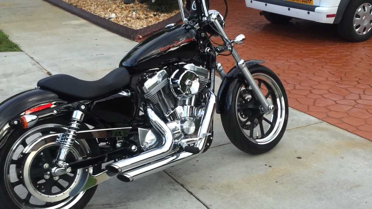 Harley Davidson Superlow  Review