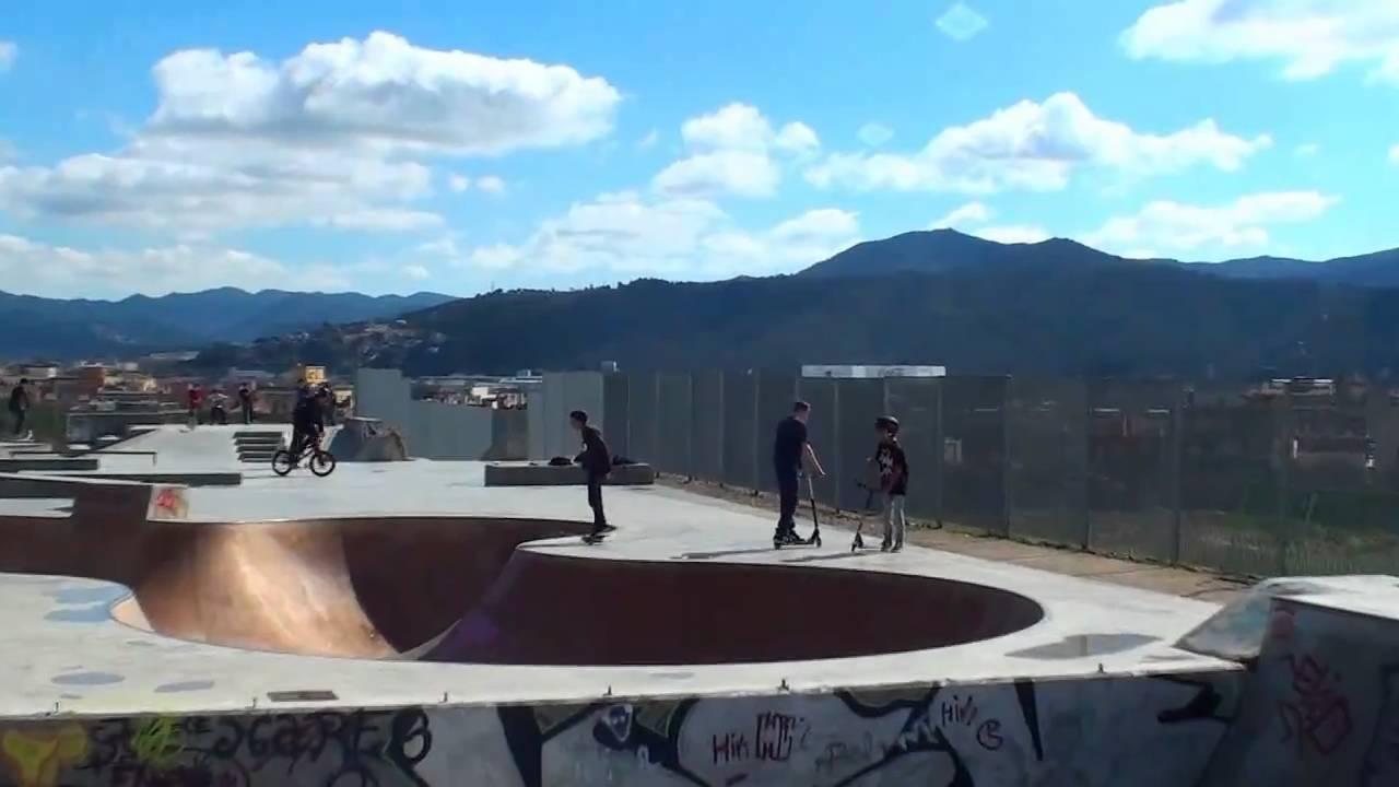 Skate park en mollet del valles 2011 youtube - Casas mollet del valles ...