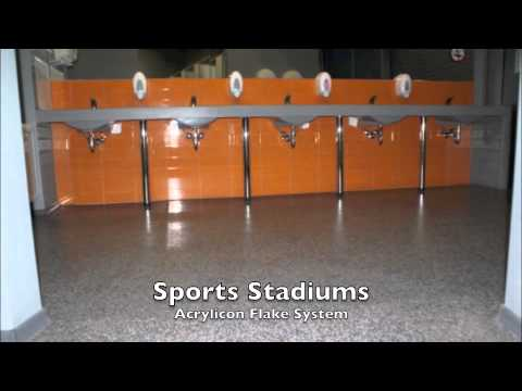 Acrylicon Sports Stadium Projects