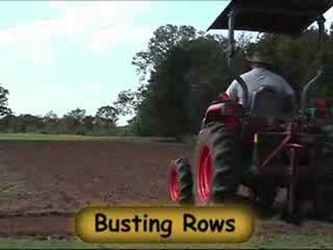 Vegetable Garden - Fertilizing - Tilling - Planting