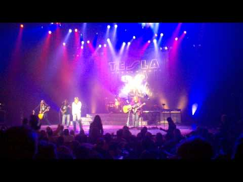 Tesla - What You Give - April 16, 2011 - Turning Stone Resort - Verona NY
