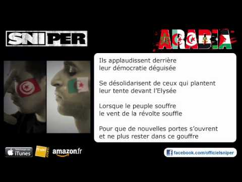 Sniper - Arabia (Paroles)