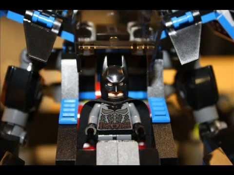 Lego Batman Batcave Custom Lego Batman Ultimate Custom