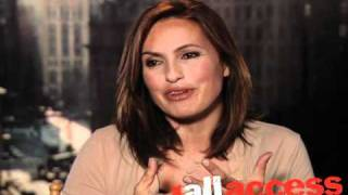 MARISKA HARGITAY GETS EMOTIONAL OVER