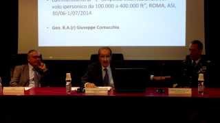 video Conferenza sulle attività Aero-Spaziali 24.09.2014 -by Giovanni Rosin - John