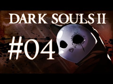 Dark Souls 2 Gameplay Walkthrough w/ SSoHPKC Part 4 - Gathering Information