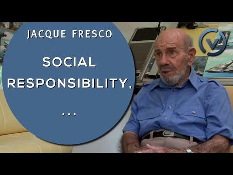 Jacque Fresco-Corrupting Factors, Social Responsibility-Feb 14, 2011