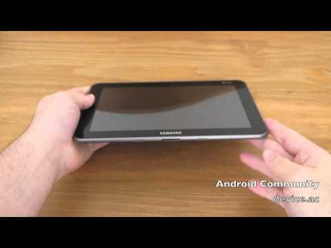 Samsung galaxy tab 8 9 with at t 4g lte hands on by ac