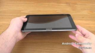 Samsung Galaxy Tab 8.9 with AT&T 4G LTE hands-on by AC