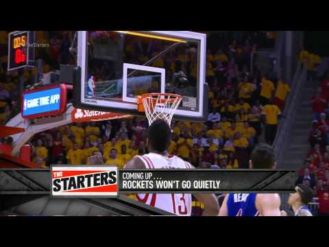 NBA Daily Show: May 13 – The Starters