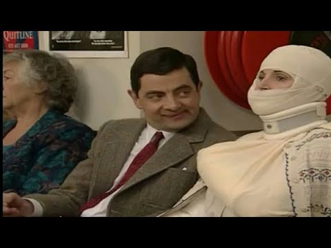 Mr. Bean | At The Hospital