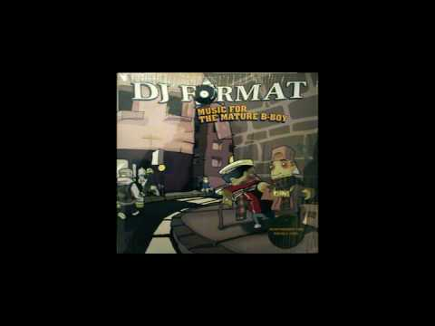 DJ Format - Charity Shop Sound Clash Feat Aspects