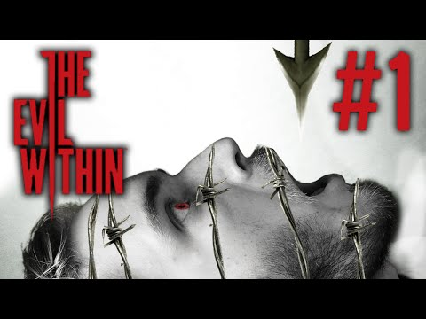 The Evil Within - Gameplay - Part 1 - Walkthrough (Chapter 1) - IT BEGINS HERE!