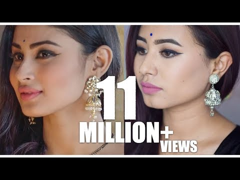 Shivanya (Mouni Roy) Naagin Inspired Makeup Look || Beauty Nepal || 2016