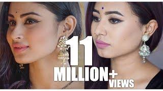 Shivanya (Mouni Roy) Naagin Inspired Makeup Look    Beauty Nepal    2016