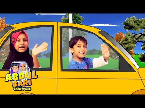 Bismillah Rhyme For Children - Abdul Bari Cartoon/Animation | Moral Vision