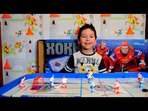 Невероятно интересная игра. настольный хоккей.Play table hockey