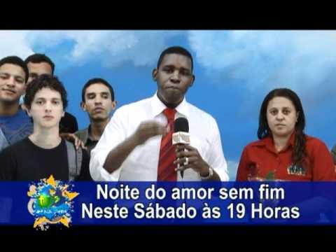 CHAMADA: Noite do Amor sem Fim (09/04/11) no Graça Jovem
