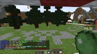 Minecraft BLOCK HUNT 'CAKE MISCHIEF'
