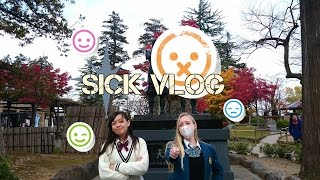 Getting Sick in Japan