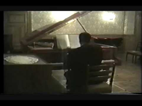 MAHLER;NUN SEH ICH WOHL from KINDERTOTENLIEDER.  PIANO TRANSCRIPTION   ( JOHN BELL YOUNG)