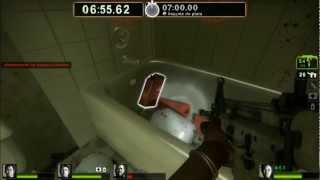 Left 4 dead 2: survival mode parte 2