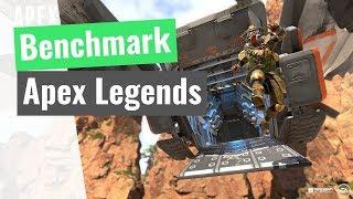 Apex Legends MSI GS75 RTX 2070 Max Q (Dual Channel)