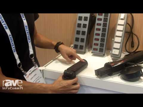 InfoComm 2014: RiteTech Showcases Consealable Furniture Outlets