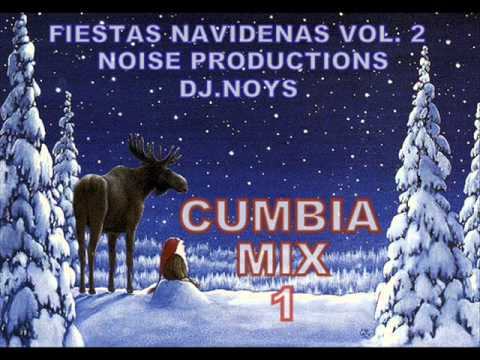 CUMBIA MIX NAVIDENO_FIESTA NAVIDENA VOL 2_2010 Music Videos