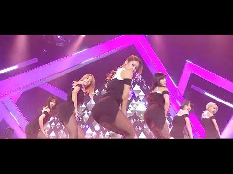 음악중심 - AOA - Miniskirt, 에이오에이 - 짧은 치마, Music Core 20140118