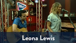 Leona Lewis lives on a ranch Part 3/7