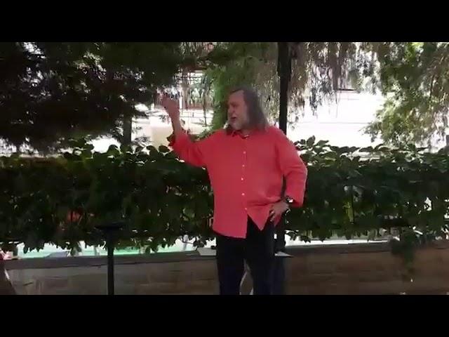 Pregação: Caio Fábio em Tarso - Casa De Paulo - Transmissão ao vivo