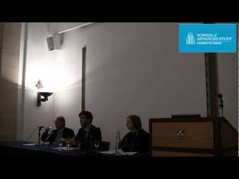 Novel approaches: Hilary Mantel and David Loades in discussion