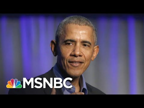 Barack Obama Trumps Donald Trump As 'Most Admired Man' | The Last Word | MSNBC