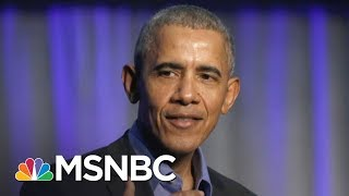 Barack Obama Trumps Donald Trump As 'Most Admired Man' | The Last Word | MSNBC