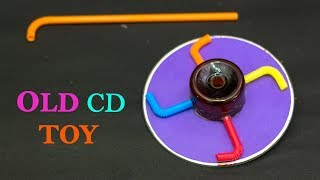 School Science Projects | OLD CD TOY