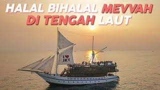 Halal Bihalal Mewah di Kapal Pesiar Ala Motomobi