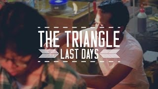 The Triangle - Last Days (Live at Secco Guitar Bandung)